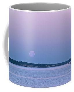 Super Moon Setting-1 Coffee Mug