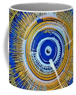 Super Nova Color Coffee Mug