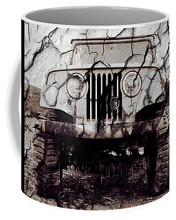 Super Swamper Commando Coffee Mug