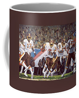 Superbowl Xii Coffee Mug by Donna Tucker