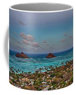 Supermoon Moonrise Coffee Mug