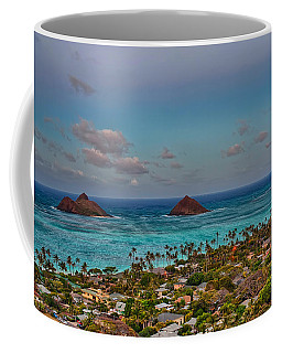 Supermoon Moonrise Coffee Mug
