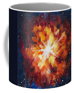 Supernova Explosion Coffee Mug