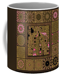 Supernova Pinkxels Redux  Coffee Mug