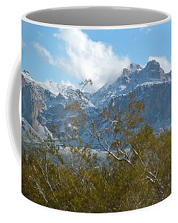 Superstition New Years Day Coffee Mug