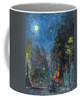 Supermoon 2014 Coffee Mug
