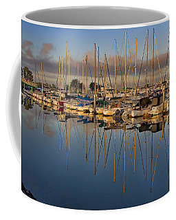 Coffee Mug featuring the photograph Sur La Mer by Gary Holmes