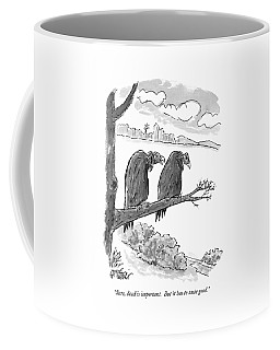 Sure, Dead Is Important.  But It Has To Taste Coffee Mug