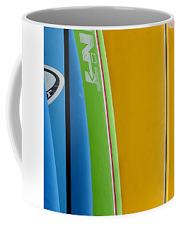Surf Boards Coffee Mug