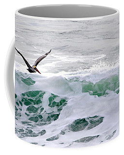 Surf N Pelican Coffee Mug