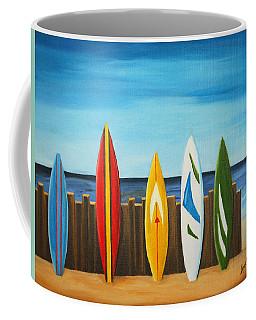 Surf On Coffee Mug
