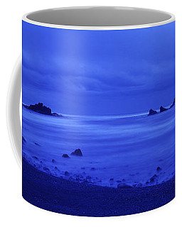 Surf On The Beach, Ruby Beach, Olympic Coffee Mug by Panoramic Images