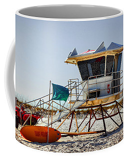 Surf Rescue Coffee Mug