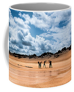 Surf School Coffee Mug