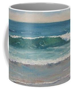 Surf Series 5 Coffee Mug by Jennifer Boswell