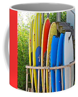 Surfer Dudes II Coffee Mug
