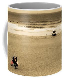 Morning Surf Coffee Mug