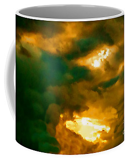 Surreal Sunset Coffee Mug