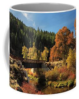 Susan River Bridge On The Bizz 2 Coffee Mug