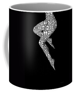 Suspended 2 - Nude Art By Sharon Cummings Coffee Mug