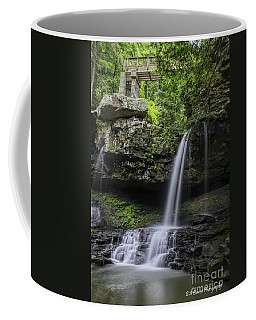 Suttons Gulch Waterfall Coffee Mug