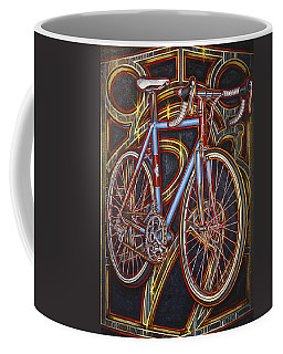 Swallow Bespoke Bicycle Coffee Mug