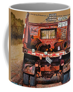 Swamp Angel Coffee Mug
