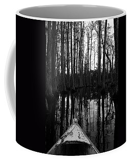 Swamp Boat Coffee Mug