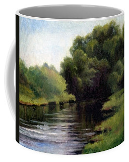 Swan Creek Coffee Mug