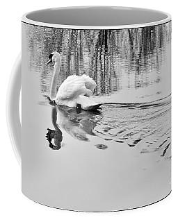 Swan Elegance Coffee Mug