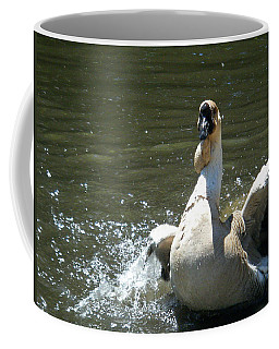 Swan Goose Coffee Mug