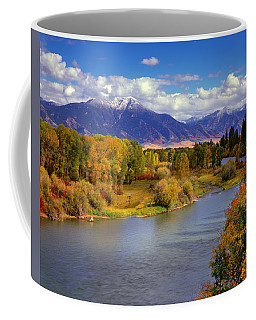 Swan Valley Autumn Coffee Mug
