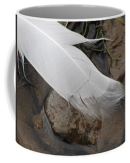 Coffee Mug featuring the photograph Sway With The Movement Of The Water by Tiffany Erdman