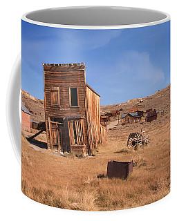 Swazey Hotel Bodie Ghost Town Coffee Mug