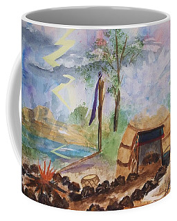 Sweat Lodge Coffee Mug
