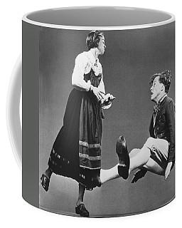Swedish Wooden Shoe Dance Coffee Mug