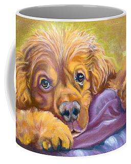 Sweet Boy Rescued Coffee Mug