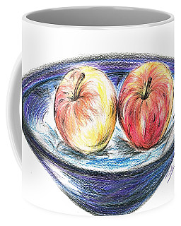 Sweet Crunchy Apples Coffee Mug