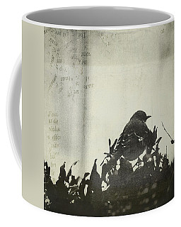 Coffee Mug featuring the photograph Sweet Disposition by Trish Mistric