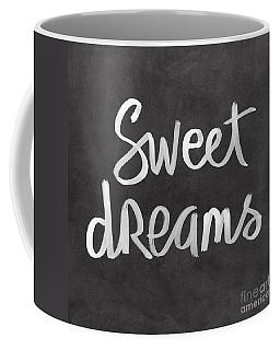 Sweet Dreams Coffee Mug by Linda Woods