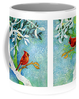 Sweet Memories Diptych Coffee Mug