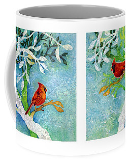 Sweet Memories Diptych Coffee Mug