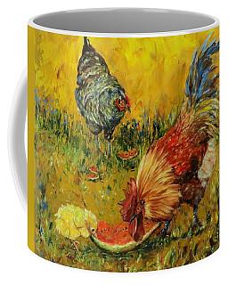 Sweet Pickins, Chickens Coffee Mug