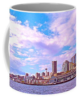Sweet Seattle Coffee Mug