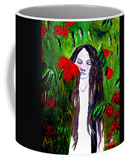 Sweet Smell Of  Flowers Coffee Mug