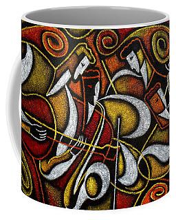 Sweet Sounds Of Jazz Coffee Mug