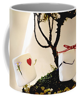 Sweet Surprise Coffee Mug by Heather Applegate