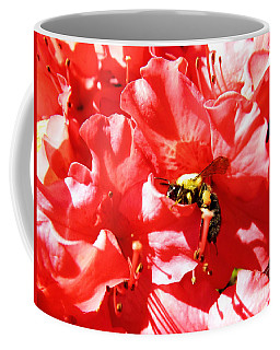 Coffee Mug featuring the photograph Sweet Surrender by Robyn King