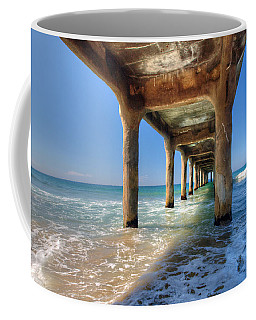 Swept Away Coffee Mug by Joe Schofield