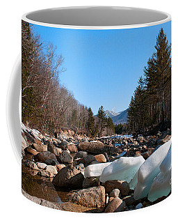 Swift River Ice Blocks Coffee Mug